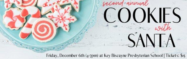 Cookies with Santa KEY BISCAYNE