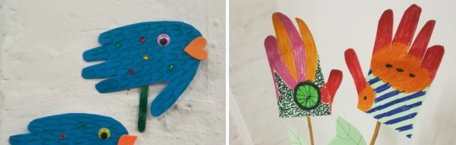 Monthly Craft Club Thursdays with Maria Lewis [Ref #418 #429 #439]