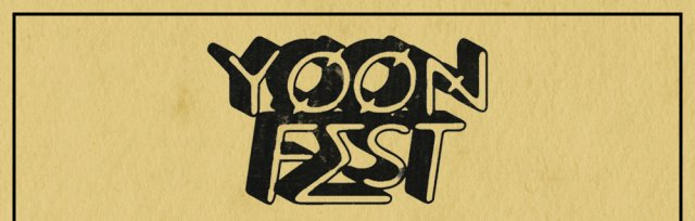 YOON FEST Presents, Welcome To October
