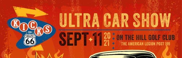 Kicks on 66 Ultra Car Show 2021
