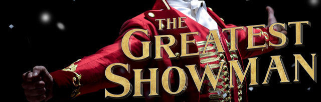 The Greatest Showman at Leopardstown Racecourse