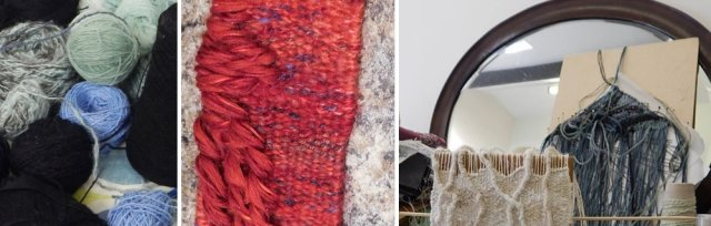 Tapestry Weaving Weekend with Lorna Goldsmith [Ref#481 #5250]