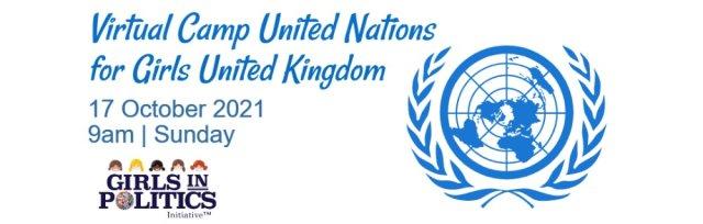 Virtual Camp United Nations for Girls United Kingdom