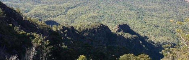 Mt Barney Expedition - North Ridge