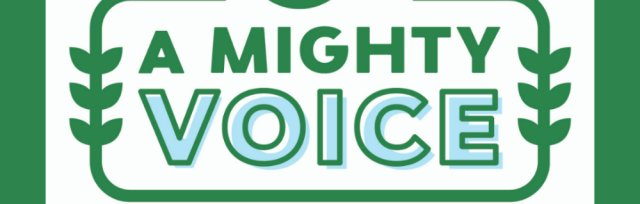 """Thisbe & Noah's """"A Mighty Voice"""""""