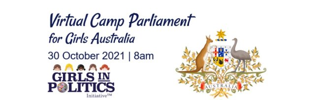 Virtual Camp Parliament for Girls Australia