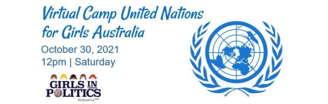 Virtual Camp United Nations for Girls Australia