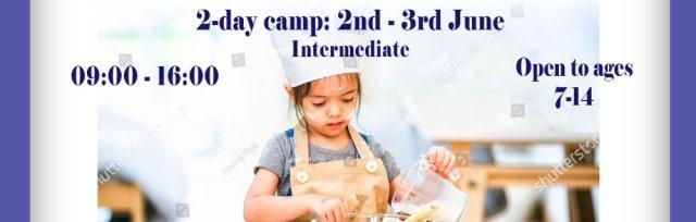 Cookery Camp (Intermediate 2-day)