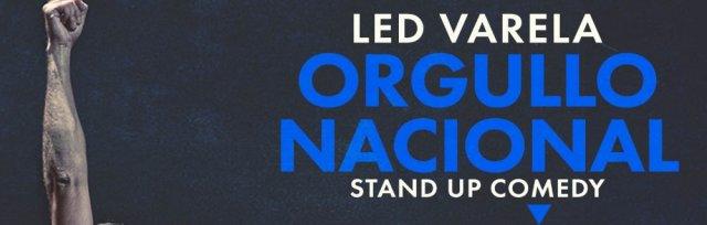 Led Varela Orgullo Nacional