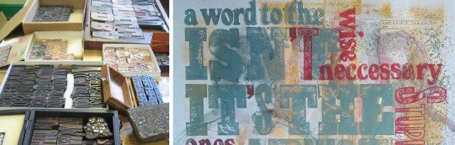 Wordplay with Woodblocks with Arty Pumpkin [Ref#5121]