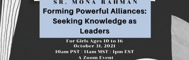 Being ME Girl Talk - Forming Powerful Alliances