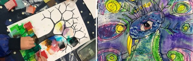 Art Course for Kids 7 June to 12 July [Ref #5300]