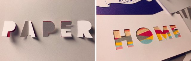 Papercut Lettering with Adriana Roberts [Ref#440]