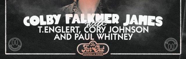 Colby Falkner James w/ T. Englert, Cory Johnson & Paul Whitney