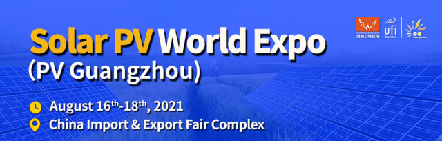 Solar PV World Expo 2021