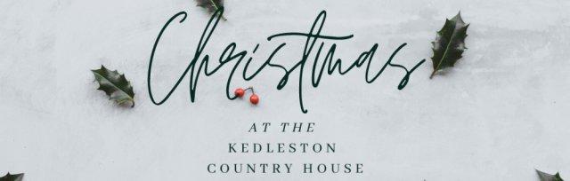 Santa's Grotto at The Kedleston Country House - 21st December