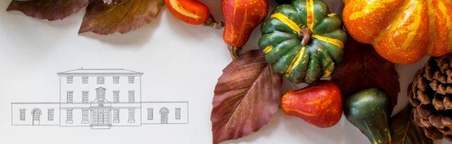 Floral Pumpkin Workshop - Wednesday 13th October