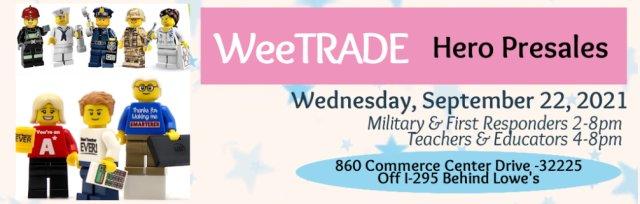 WeeTRADE Children's Consignment Event-Hero Presales