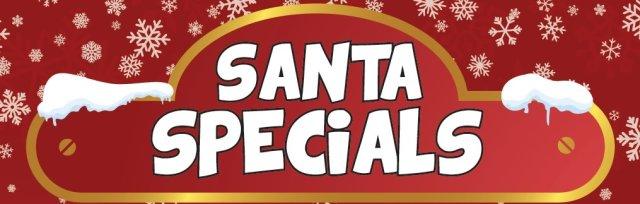 Santa Specials