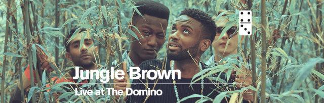 Jungle Brown Live