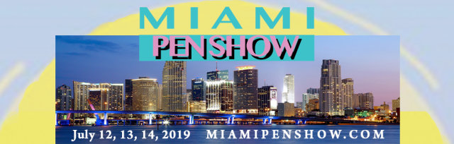 Miami Pen Show Exhibitor Registration