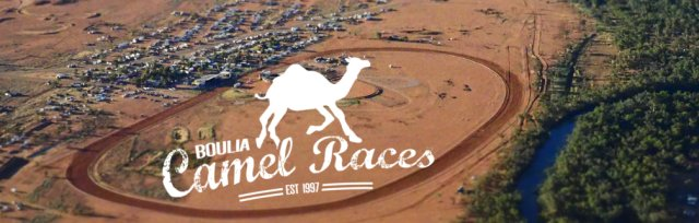 Boulia Camel Races 2019