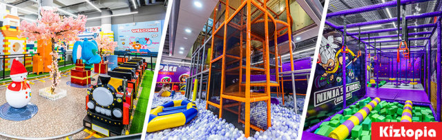KIZTOPIA MARINA SQUARE: BOOK YOUR PLAY SESSION NOW!
