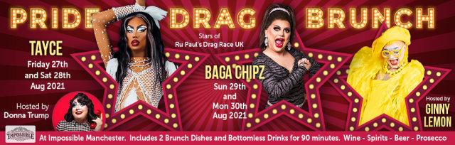 Pride Drag Brunch