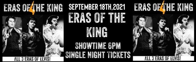 Eras Of The King