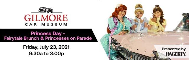 Princess Day - Fairytale Brunch & Princesses On Parade