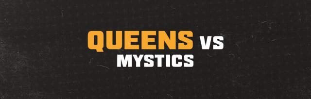Gloucester City Queens v Manchester Mystics