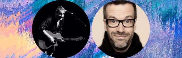 Boothby Graffoe with special guest Marcus Brigstocke