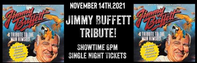 A Tribute To Jimmy Buffett