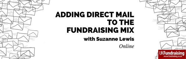 Adding direct mail to the fundraising mix