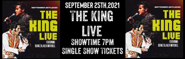 THE KING LIVE