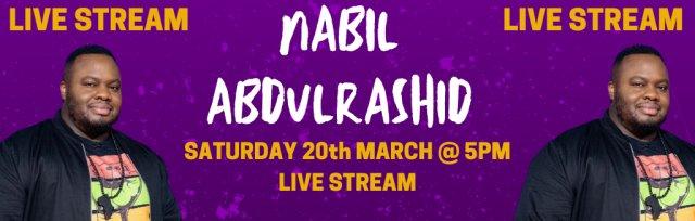 Nabil Abdulrashid @ GIGFEST (Live Stream)