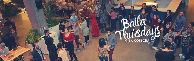 Baila DC 6-week Adv Beginner Salsa Series