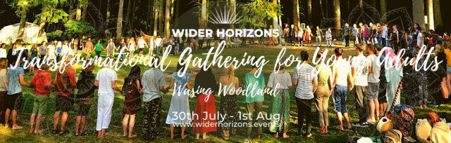 Wider Horizons Transformational Gathering for Young Adults