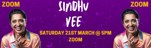 Sindhu Vee @ GIGFEST (Zoom) [SOLD OUT]