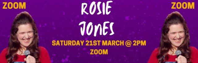 Rosie Jones @ GIGFEST (Zoom)