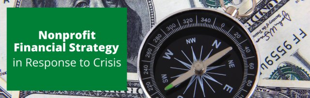 Nonprofit Financial Strategy in Response to Crisis