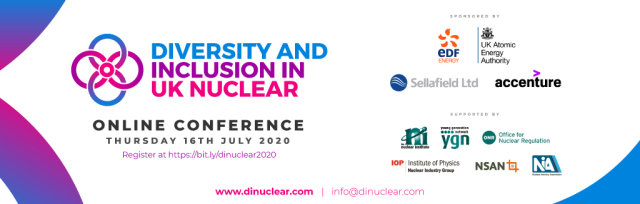 Diversity and Inclusion in UK Nuclear Conference 2020