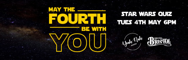 Hotel Bristol Star Wars Quiz: MAY THE FOURTH BE WITH YOU!