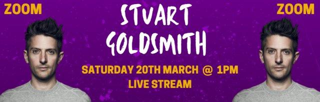 Stuart Goldsmith @ GIGFEST (Zoom)