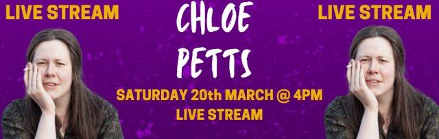 Chloe Petts @ GIGFEST (Live Stream)