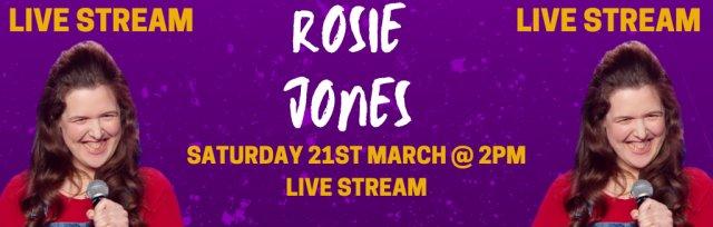 Rosie Jones @ GIGFEST (Live Stream)