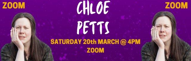Chloe Petts @ GIGFEST (Zoom)