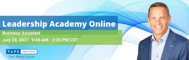 Business Assistants Leadership Academy Online