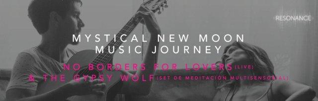 MYSTICAL NEW MOON - Music Journey