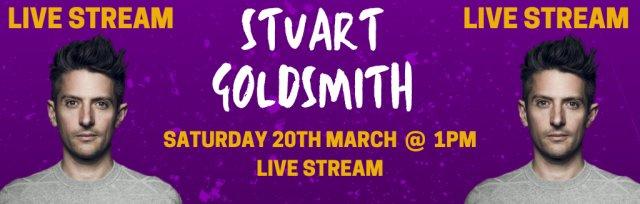 Stuart Goldsmith @ GIGFEST (Live Stream)
